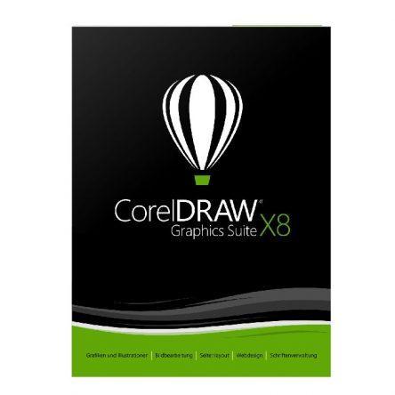 CorelDRAW® Graphics Suite X8